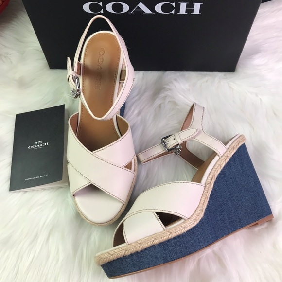 Coach Shoes, New in Box.
